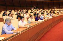 Quốc hội thông qua nhiều luật quan trọng