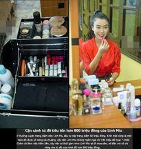 """Tủ đồ 800 triệu của Linh Miu: Chém gió tung trời hay chiêu PR """"kiểu Kenny Sang""""?"""