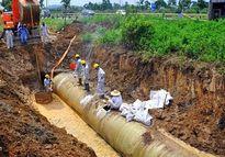 Truy tố 9 bị can trong vụ vỡ đường ống nước sông Đà