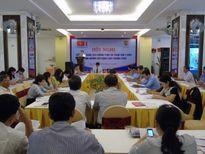 Bình Định: Hội nghị tổng kết công tác Chứng thực