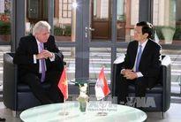 Chủ tịch nước dự và phát biểu tại Diễn đàn Doanh nghiệp Việt – Đức