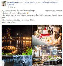 Choáng với bữa tiệc sinh nhật sang chảnh của Hồ Hà