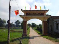 Phú Lộc - Can Lộc (Hà Tĩnh): Lộ trình đúng đắn xây dựng nông thôn mới