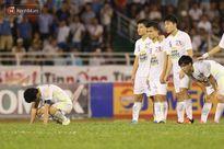 Công Phượng sợ hãi không dám nhìn quả penalty cuối cùng
