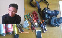 Bắt khẩn cấp kẻ trộm cắp, làm bị thương nhiều cảnh sát