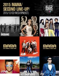 SM Entertainment tẩy chay MAMA 2015?
