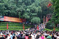 Phú Thọ phục dựng 50% di tích thờ cúng Hùng Vương