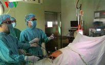 Phẫu thuật thành công khối u ác tính ở dạ dày bằng kỹ thuật 3D