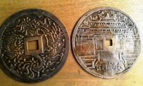 Phát hiện đồng tiền cổ quý hiếm chỉ dùng ban thưởng của vua Gia Long