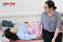 Vào viện thăm người thân, hiến 250ml máu cứu thai phụ nguy kịch