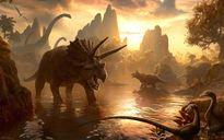 Sẽ thế nào nếu khủng long chung sống với con người?