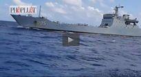 Báo cáo Bộ GTVT vụ tàu Hải Đăng 05 bị tàu chiến Trung Quốc đe dọa