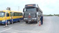 Người đứng đầu địa phương phải chịu trách nhiệm nếu xảy ra vi phạm xe quá tải