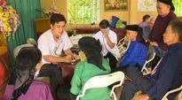 Chăm sóc người cao tuổi dựa vào cộng đồng: Góp phần nâng cao sức khỏe người cao tuổi
