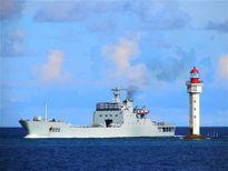 Tàu Trung Quốc gây hấn tàu Việt: Hành động tự bóc mẽ