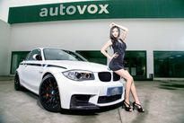 """Ngọc nữ sexy """"đốn tim"""" phái mạnh bên BMW"""