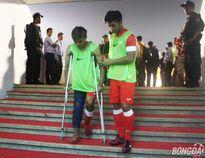 U21 Singapore tổn thất nặng nề trước trận tranh hạng ba với U21 Việt Nam
