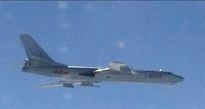 Máy bay ném bom Trung Quốc bay gần lãnh hải Nhật Bản