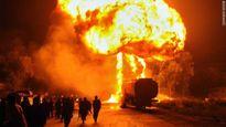Báo Đức: Nga đã rất đúng, dầu đang được IS tuồn vào Thổ Nhĩ Kỳ