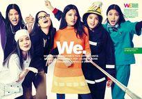 Người mẫu Việt xuất hiện trong chiến dịch quảng cáo nổi tiếng Thế giới