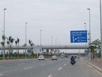 Các biển báo đã được điều chỉnh bảo đảm an toàn giao thông
