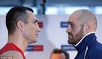 Wladimir Klitschko thư hùng Tyson Fury: Kết thúc một trò hề?