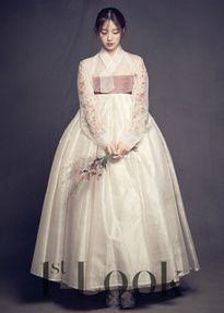 Ngắm những nữ diễn viên xứ Hàn xinh đẹp trong bộ Hanbok truyền thống