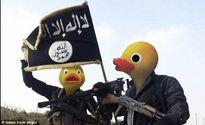 IS bị cư dân mạng chế ảnh biến thành vịt