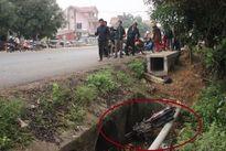 Phát hiện 1 phụ nữ tử vong dưới mương nước