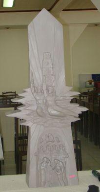 """Hình ảnh những tác phẩm dự thi thiết kế """"Khu tưởng niệm nghĩa sĩ Hoàng Sa"""""""