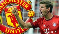 Bayern Munich dằn mặt M.U và Liverpool vụ Muller