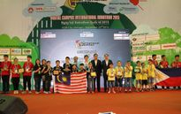 Học sinh Việt Nam đoạt 2 giải Vô địch Robothon quốc tế 2015