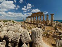 Bí ẩn vùi lấp dưới lòng đất của thành cổ Hy Lạp