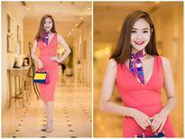 Những kiểu mix đồ với khăn siêu điệu, cá tính của sao Việt