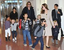 Brad: 'Tôi và Angelina đã muốn có 12 đứa con'