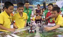 122 đội thi tranh tài Ngày hội Robothon quốc tế