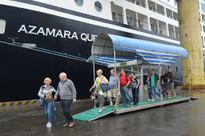 Đà Nẵng đón hơn 600 khách du lịch tàu biển