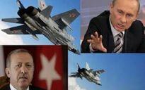 Nga-Thổ Nhĩ Kỳ khó cắt đứt quan hệ sau vụ bắn hạ Su-24