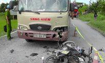 Tin tức tai nạn giao thông ngày 1/12: Đâm trực diện xe khách, một thanh niên chết tại chỗ