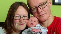 Sinh con hai ngày sau khi biết có thai