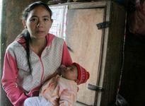 LD15252 LD15252: Xót xa bé gái hơn 40 ngày tuổi chỉ có 1 quả thận ứ đầy nước