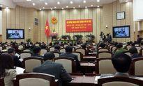 Khai mạc kỳ họp HĐND TP.Hà Nội lần thứ XIV: Kinh tế Hà Nội tăng trưởng khá