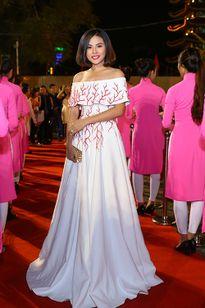 'Rừng' sao Việt đổ bộ thảm đỏ Liên hoan phim