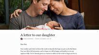 Bức thư ông chủ Facebook gửi con gái