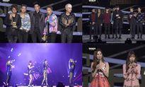 BIGBANG, EXO thống trị giải thưởng MAMA 2015, Đông Nhi, Phúc Bồ cũng được gọi tên
