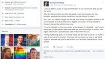 Ông chủ Facebook sẽ chiến đấu để bảo vệ người Hồi giáo