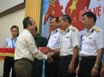 Liên đoàn Lao động TPHCM chào đón 85 chiến sĩ tiêu biểu