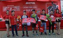 Vòng loại Motul stunt Fest 2016 khu vực phía Nam