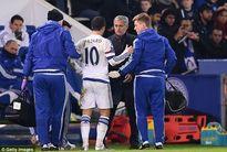 Cha của Hazard phủ nhận con trai giả chấn thương