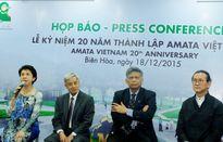 Amata sẽ xây thêm hai KCN đô thị tại Việt Nam